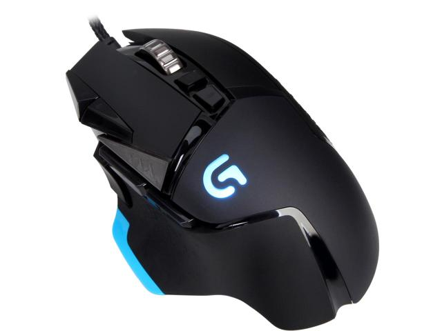 --- Địa chỉ shop: 599 Hoàng Sa, P.8, Q.3, TP.Hồ Chí Minh --- Mouse Logitech G502 USB Black
