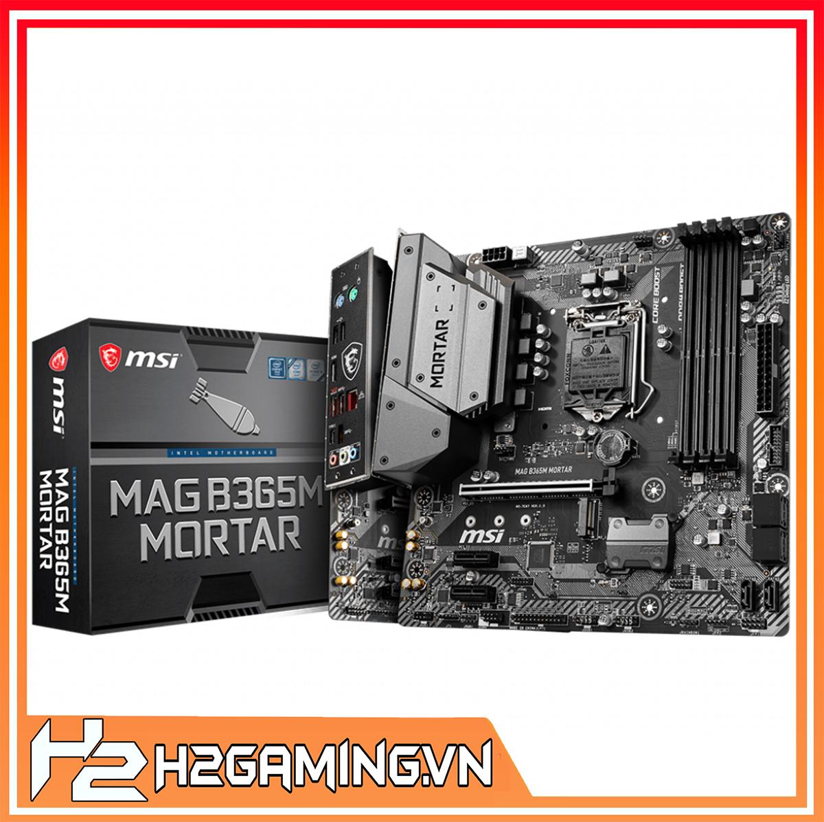 MSI_MAG_B365M_MORTAR