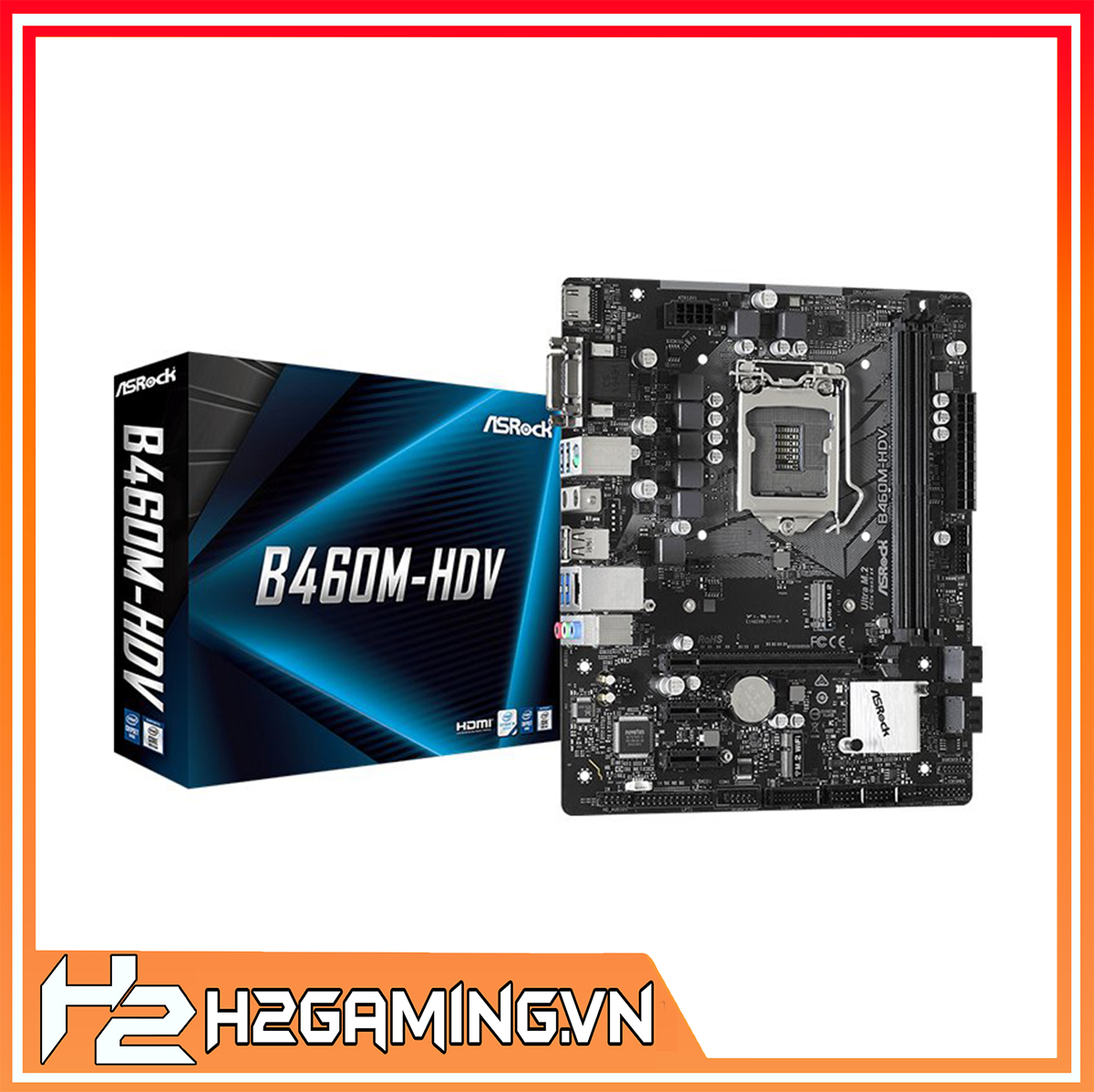 Mainboard_ASROCK_B460M-HDV_(Intel_B460,_Socket_1200,_m-ATX,_2_khe_Ram_DDR4)1