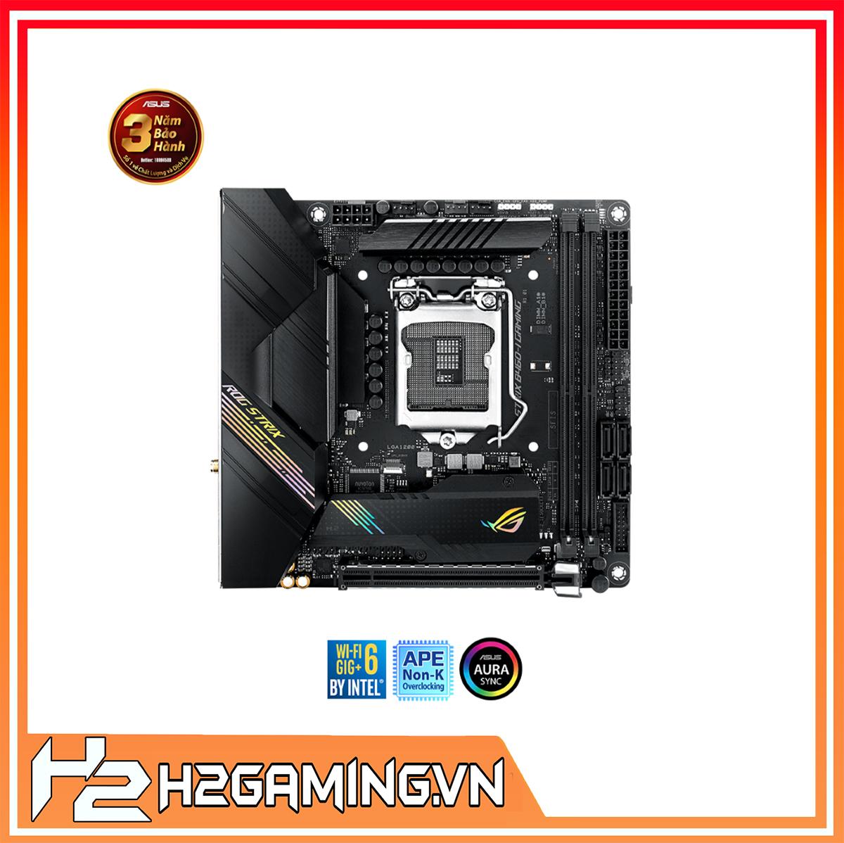Mainboard_ASUS_ROG_STRIX_B460-I_GAMING_(Intel_B460,_Socket_1200,_Mini-ITX,_2_khe_Ram_DDR4)