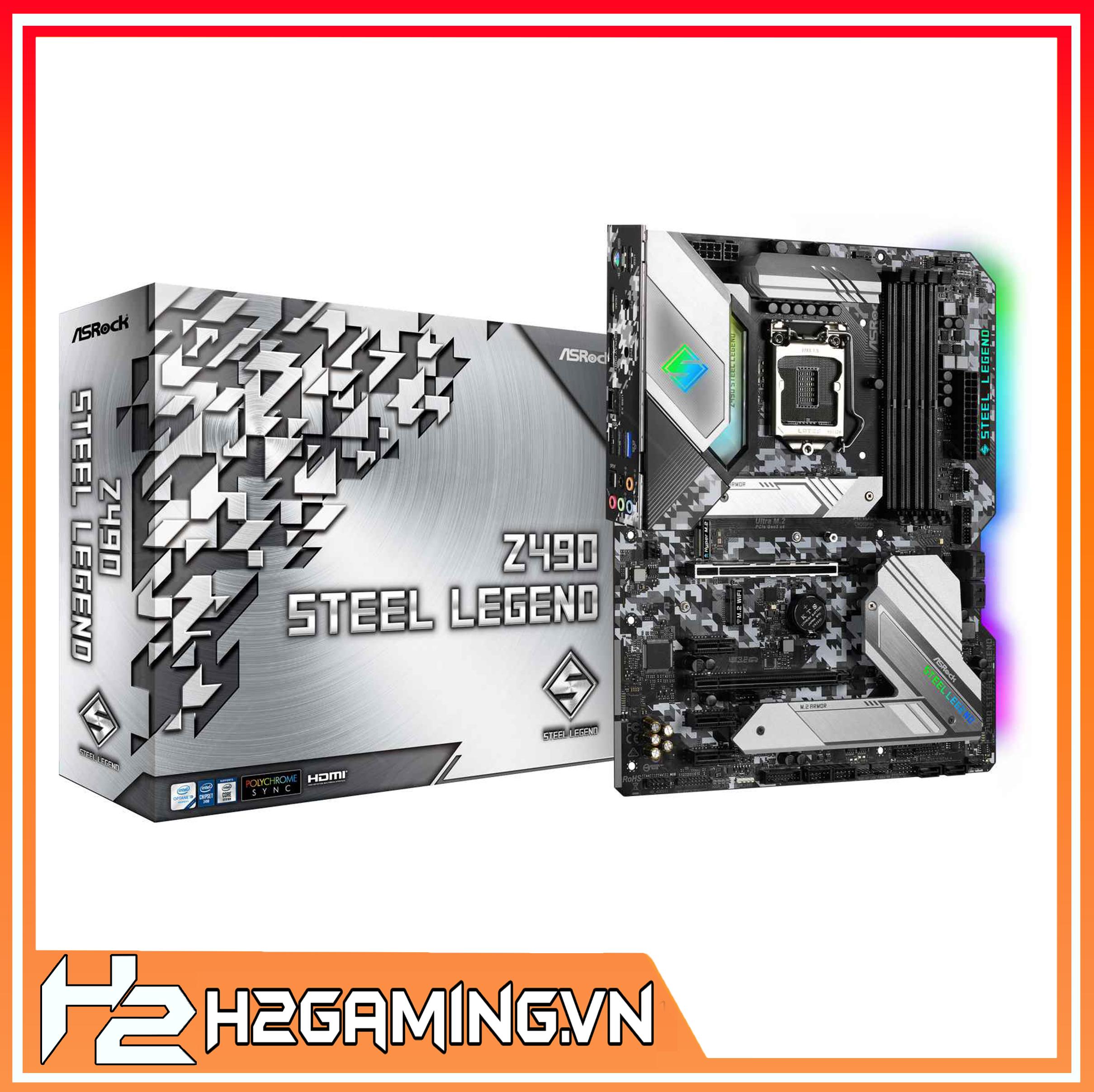 Mainboard_Asrock_Z490_Steel_Legend