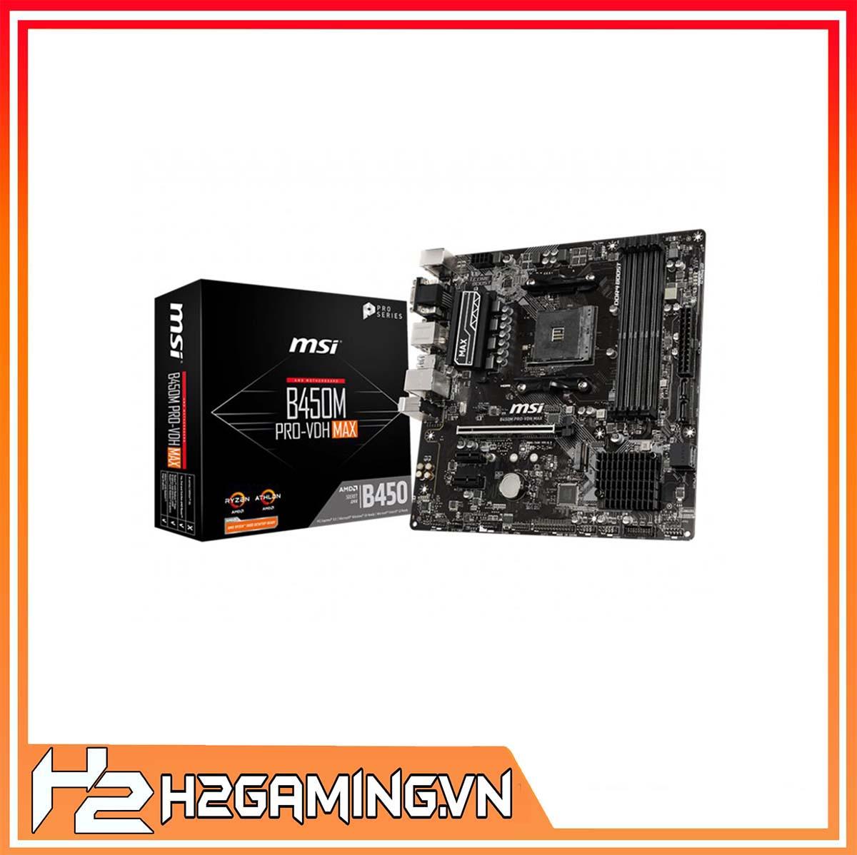 Mainboard_MSI_B450M_PRO_VDH_MAX_(AMD_B450,_Socket_AM4,_m-ATX,_4_khe_RAM_DDR4)